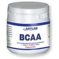 BCAA (с витамином В6) (72капс)