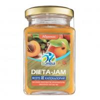 DIETA-JAM абрикос (230г)