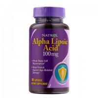 Alpha Lipoic Acid 100 мг (100капс)