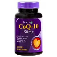 CoQ-10 50 мг (30капс)