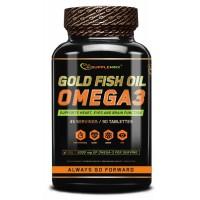 Gold Fish Oil Omega-3 (90таб)